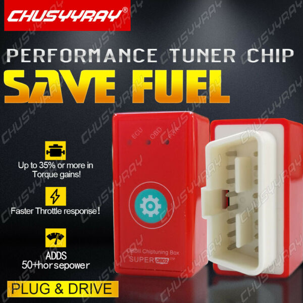 For Chevy S10 1996 2017 Performance Chip Tuning Compatible Power Tuner