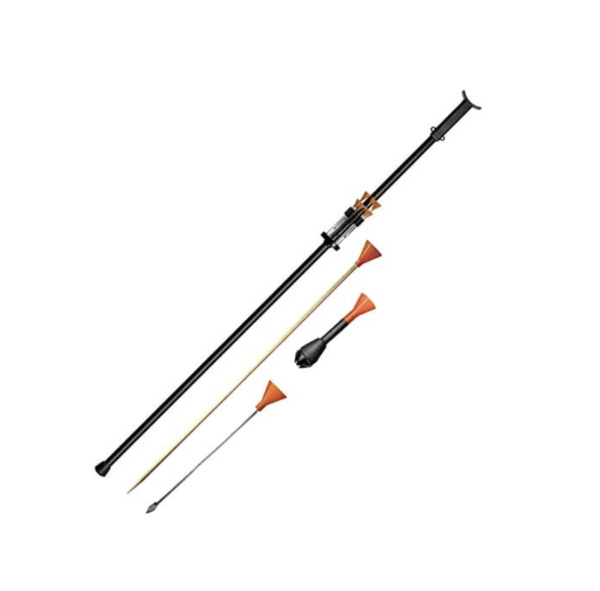 Cold Steel 4 Foot .625 Blowgun Big Bore Hunting Weapon Darts and Dart Quiver