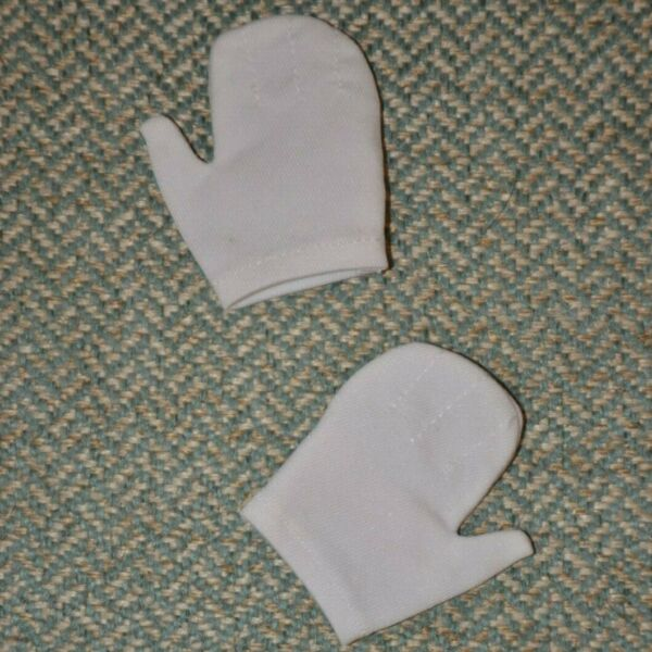 american girl doll Cecile meet accessories gloves only RETIRED USED