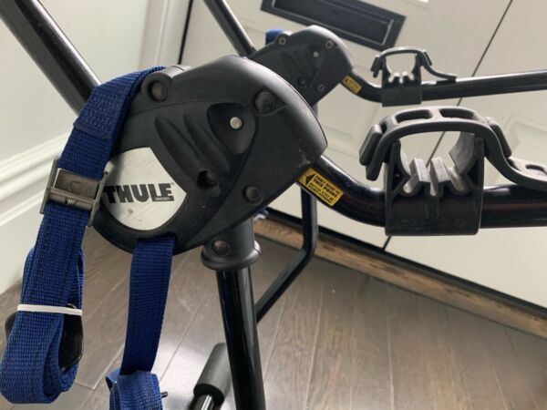 Thule Bike Rack Hanging Trunk Style for 2 bikes $105.00
