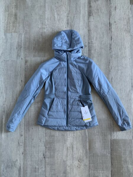Lululemon Down For It All Jacket 10 NWT $175.00