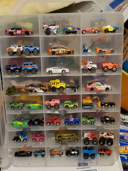 micro machines loose you pick case #42 monster trucksconstructionpolicefire