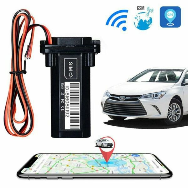 Realtime GPS GPRS GSM Tracker Speed Alarm For Car Vehicle Motorcycle Device $26.99