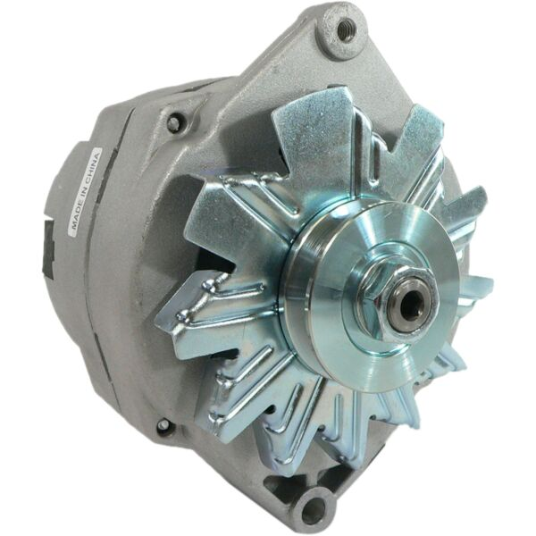 Alternator for Chevy High Output One Wire 105 Amp 21 7127 SE105; 400 12340 $72.37