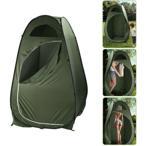 Pop Up Pod Changing Room Camp Privacy Tent Instant Portable Outdoor Tent Shower $34.88