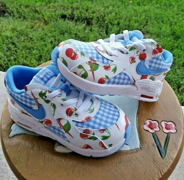 Nike Air Max Excee quot;Cherryquot; Girls#x27; BRAND NEW Toddler 10C $42.00