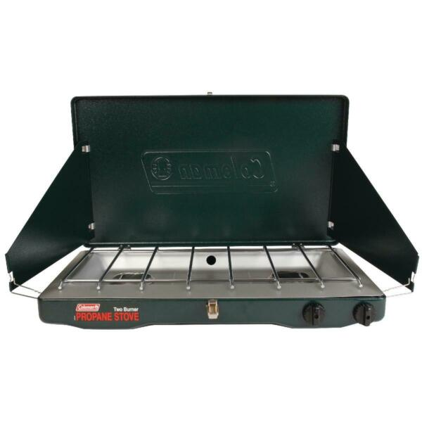 Coleman Classic Propane Gas Camping Stove 2 Burner $45.99