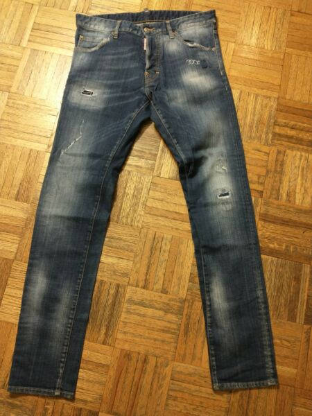 DSquared2 jeans made in Italy $89.00