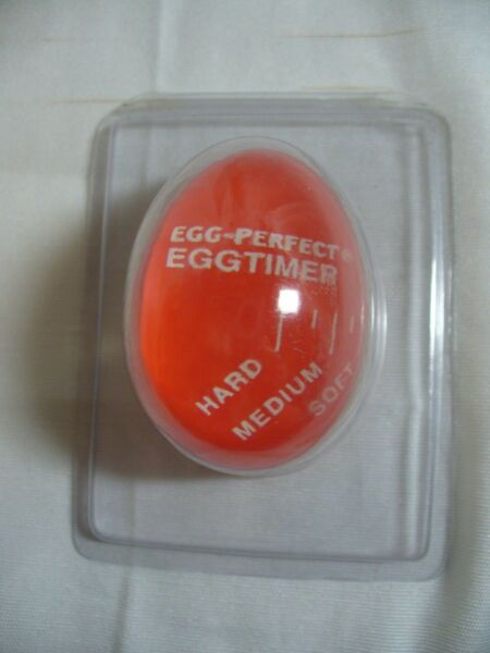 Egg Timer Color Changing Boiled Soft Medium Hard Poached Perfect Food Safe Tool $2.00