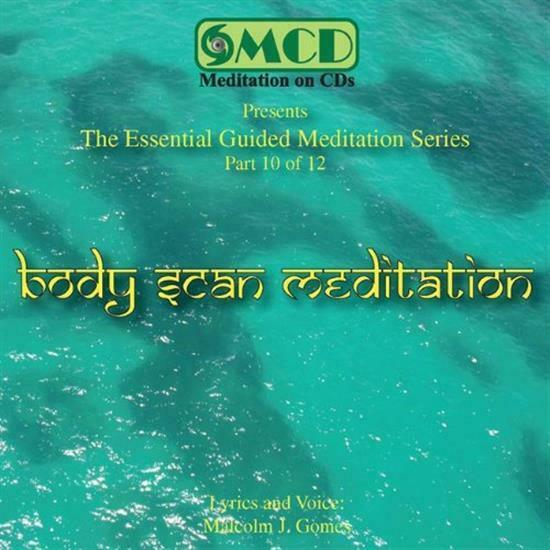 Body Scan Meditation Music CD 2009 05 12 Victory Audio Video Services