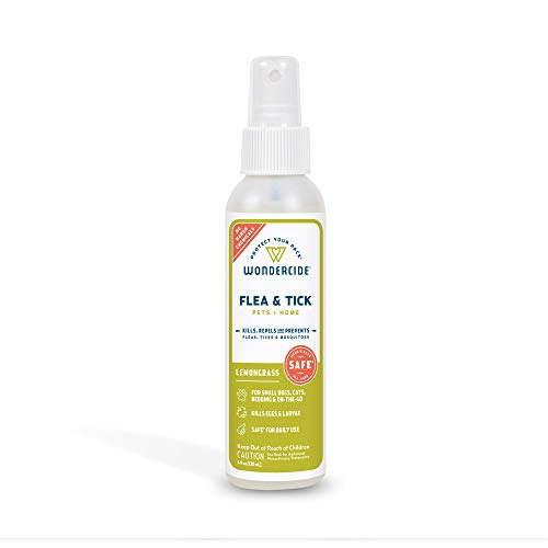 Wondercide Natural Products Flea Tick and Mosquito Control for Dogs Cats... $18.91