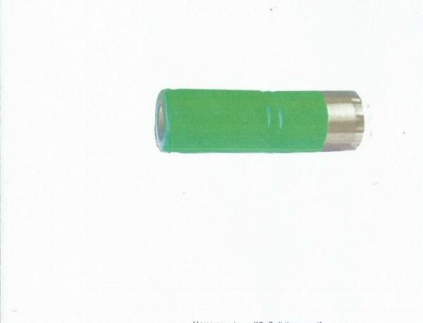 Welch Allyn 72900 2.4V Nickel Cadmium Rechargeable Battery for MicroTymp 2