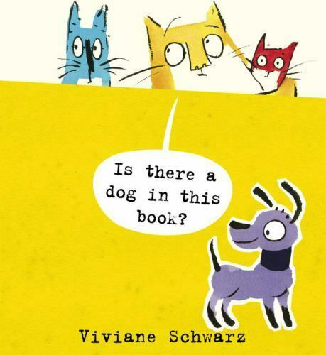 Is There a Dog in This Book? by Viviane Schwarz $4.94