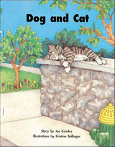 Dog and Cat by Joy Cowley $5.22