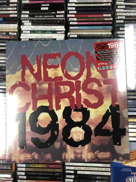Neon Christ 1984 Limited Edition Translucent Red Vinyl RSD 2021 $59.99