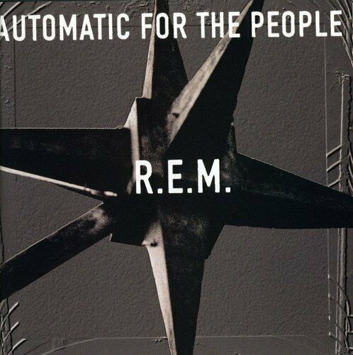 Automatic for the People by R.E.M. CD 1992 Complete Tested VG $4.83