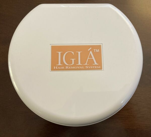 IGIA Hair Removal System BM4020 Tested Works Clean