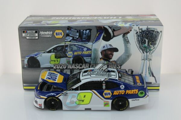 CHASE ELLIOTT #9 2020 NAPA CHAMPION 1 24 SCALE NEW IN STOCK FREE SHIPPING $59.95