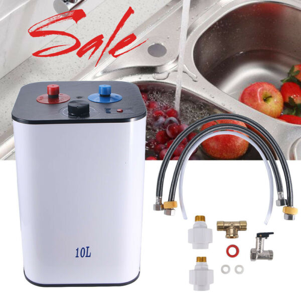 Hot 10L 110V 95°F 167°F Electric Tank Hot Water Heater Kitchen Bathroom Use USA $88.09