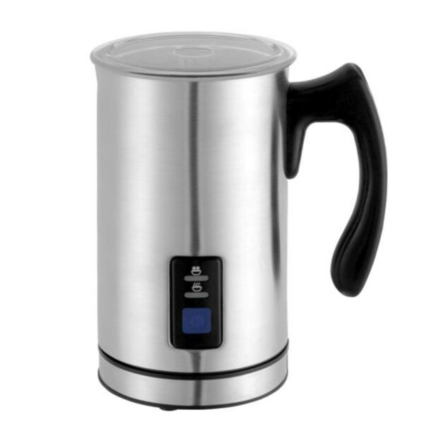 US Milk Frother Electric Automatic Heater Maker Milk Stirring Warmer Kettle 110V $27.46