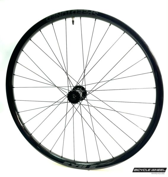Carbon Speed Tuned Exile 29er MTB Front Wheel Only Industry Nine Hub $480.99