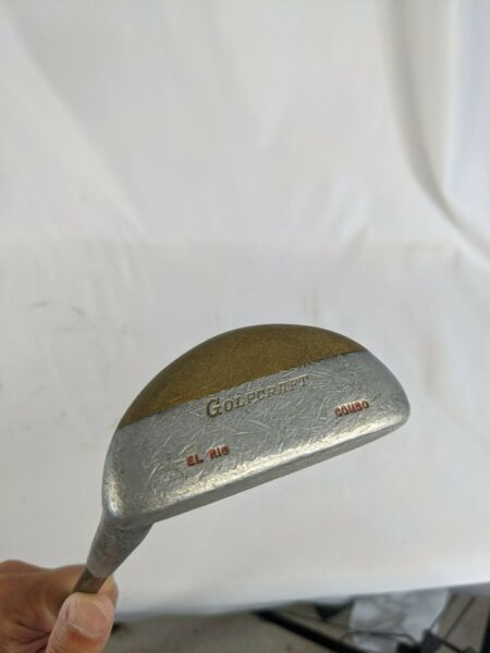 Golfcraft Frank Johnston Model El Rio Combo Putter 35quot; Great Collectible