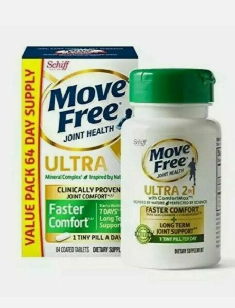 Calcium amp; Calcium Based Ultra Faster Comfort Tablets Value Pack 64 Count 02 22 $18.99