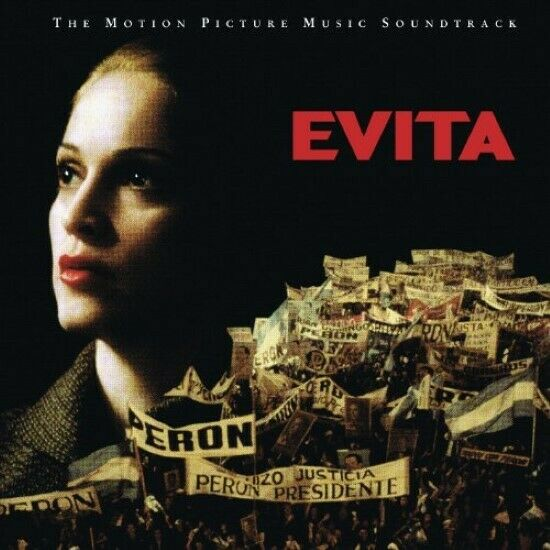 Evita: The Complete Motion Picture Music Soundtrack Music CD 1996 11 01