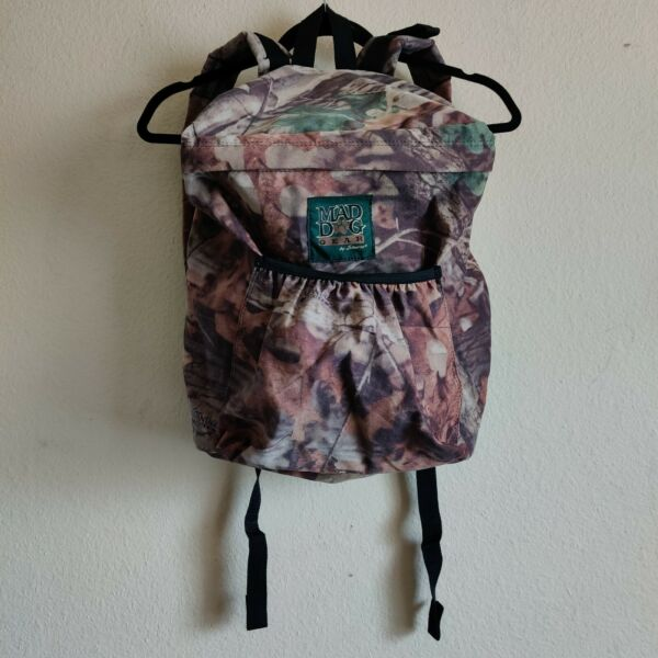 Mad Dog Gear Backpack Hunting Camo Realtree Stearns Advantage $30.99