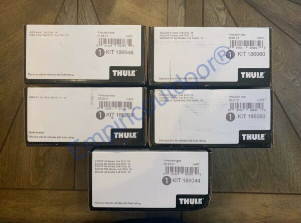Brand New in Box Thule FIT KITS. Free Expedited Shipping $135.00