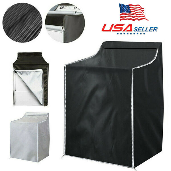 Washing Machine Protect Cover Waterproof Dustproof Durable for Front Load Washer $22.50