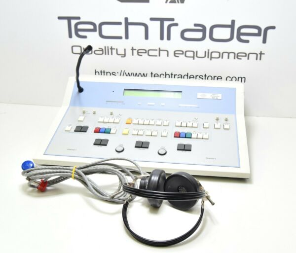 INTERACOUSTICS AC33 Clinical Audiometer perfect condition