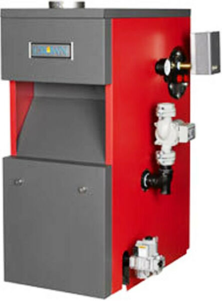 Crown  Cayman CWI172 Gas  Hot Water BoilerFurnace with Domestic Heating Coil