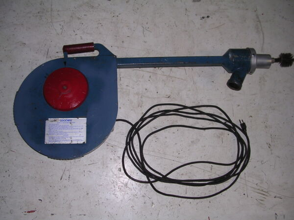 GOODWAY SOOT A MATIC SAM 2 SAM 3 BOILER TUBE CLEANER EX COND $1125.00