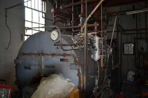 Commercial North America and Kewanee Steam Boilers
