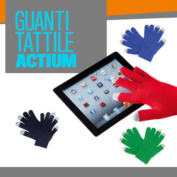 GUANTI TOUCH IPAD capacitivi iphone samsung galaxy nokia cellulare tablet 650225