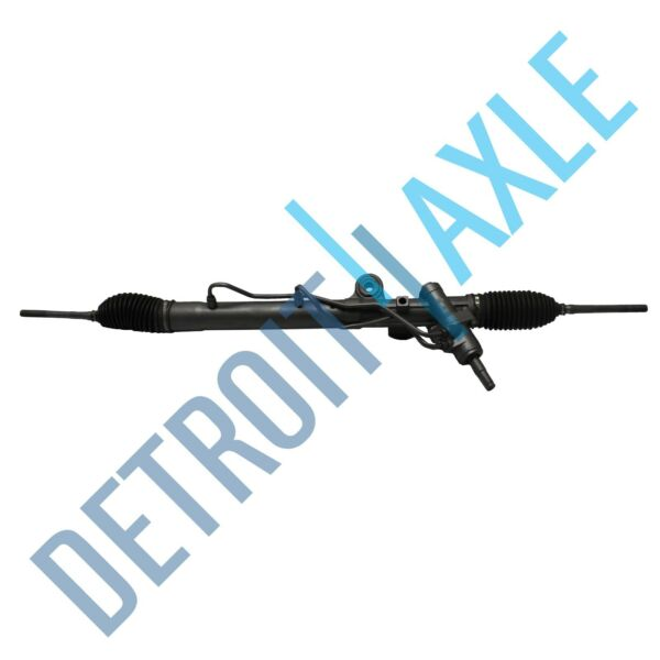 Power Steering Rack amp; Pinion Assembly 14mm Tie Rod for 2006 2008 Hummer H3 $304.79