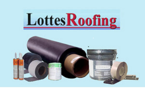 EPDM Rubber Roofing Kit COMPLETE - 100000 sq.ft. BY THE LOTTES COMPANIES