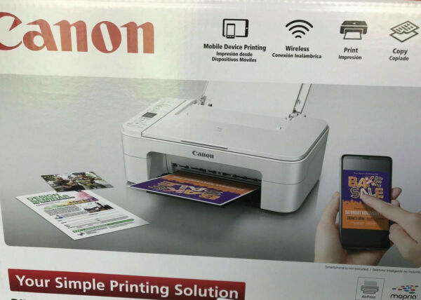 New Canon MG2920/3122 All in one Printer-Mobile Print-Wireless-US Model-College