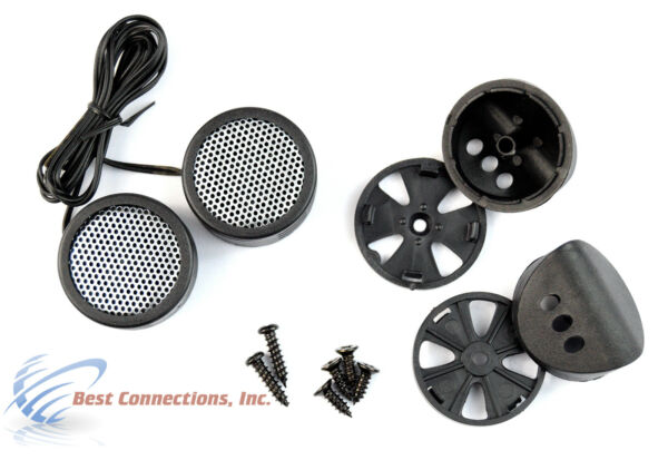 500w High Frequency Car Truck Stereo Super Tweeters Built-in Crossover Speaker X