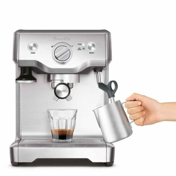 Breville BES810BSS the Duo-Temp™ Pro 1700W Coffee Machine - RRP $399.95