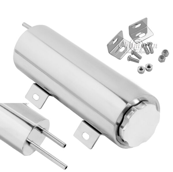 Champion Cooling Systems CA Overflow Tank All Stainless 3 X 10 Size