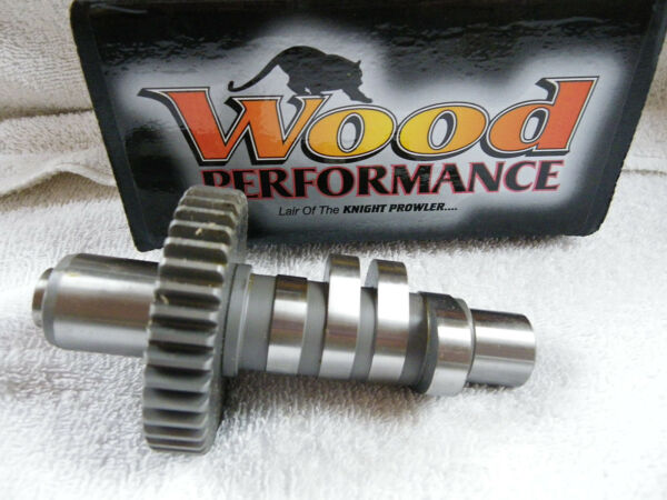 WOOD Cam for Harley EVO .. W7 ... quot;Hot Bolt Inquot; .. other grinds #x27;upon request#x27; $269.90