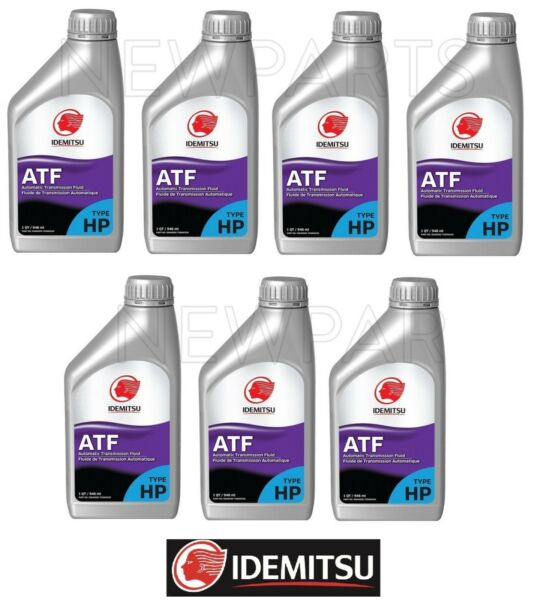 For Set of 7 Quarts Container HP Type Automatic Transmission Fluid for Subaru
