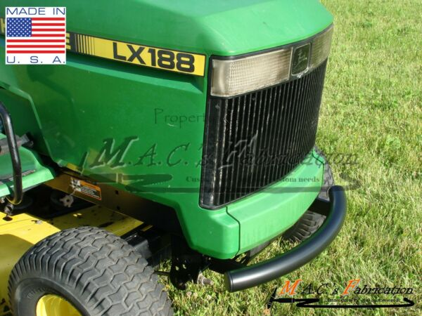 John Deere Front Bumper LX Lawn Mower Tractor LX178 LX186 LX188 quot;MADE IN USA quot;