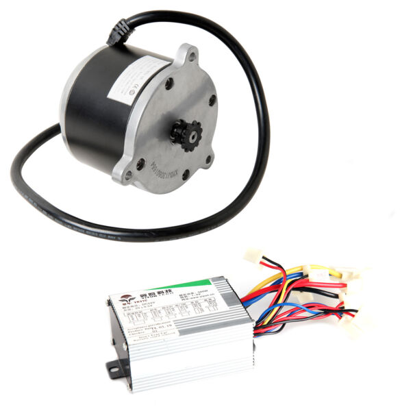 500W Electric Motor Currie XYD-6B+Speed Controller f IZIP eZIP Schwinn Scooter
