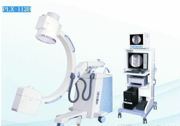 PLX112B High Frequency Mobile C-arm System laser machine clinic x-ray medical
