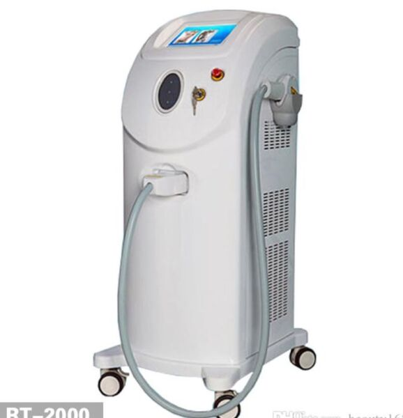 808nm diode laser permanent hair removal machine no burn no pigment salon nails