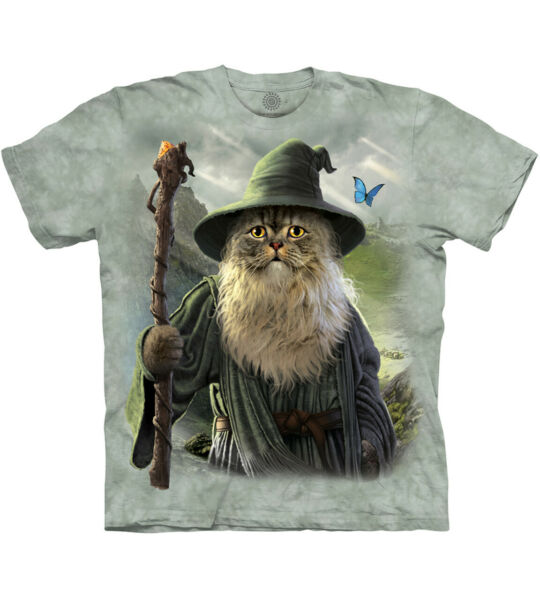 The Mountain Catdalf Adult Unisex T Shirt $20.35
