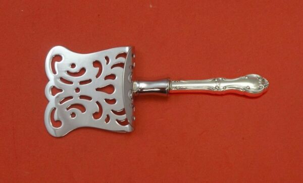Joan of Arc by International Sterling Silver Petit Four Server 6